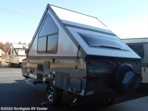New 2018 Forest River Flagstaff T12RBSSE For Sale by Northgate RV Center available in Louisville, Tennessee