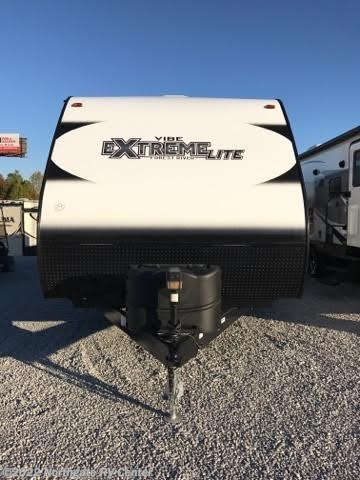 2017 Forest River Vibe Extreme Lite  277RLS