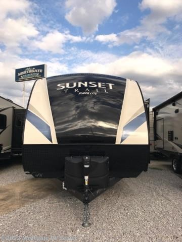 2018 CrossRoads Sunset Trail Super Lite  SS264BH