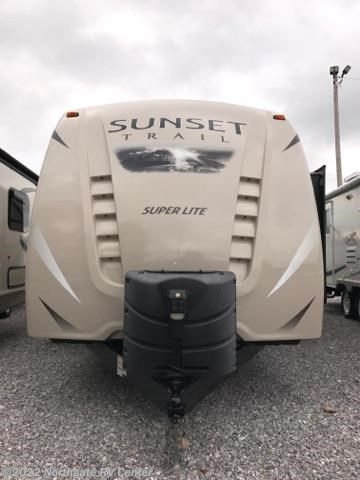 2016 CrossRoads Sunset Trail Super Lite  ST300RK