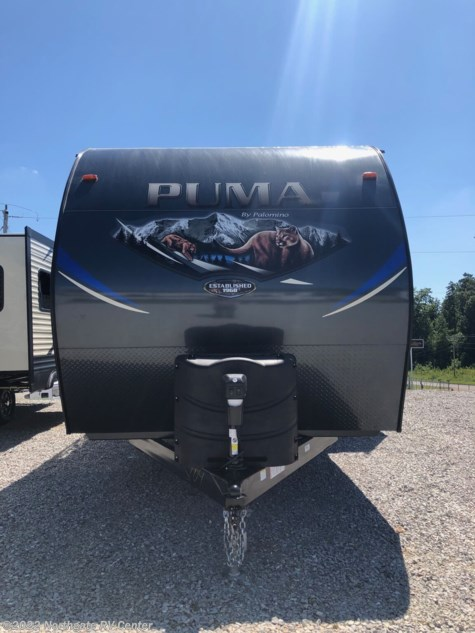 New 2020 Palomino Puma 27RLSS For Sale by Northgate RV Center available in Louisville, Tennessee