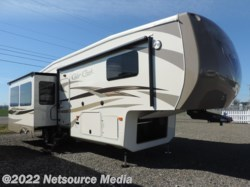 2014 Forest River Cedar Creek 34RLSA