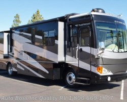 #052668 - 2006 Fleetwood Excursion 39L Quad Slide