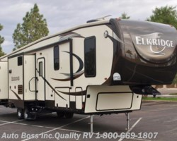 #289644 - 2015 Heartland RV ElkRidge 38RSRT