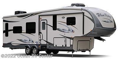 Stock Image for 2013 Forest River Blue Ridge 3710BH (options and colors may vary)