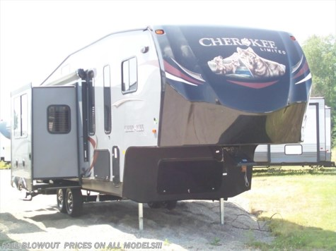 2014 Forest River Cherokee  255P LImited