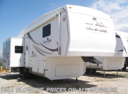 Used 2005  Forest River Cedar Creek 33LCDTS by Forest River from Paul's Trailer & RV Center in Greenleaf, WI