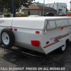 1997 Jayco Eagle 10LB  - Popup Used  in Greenleaf WI For Sale by Paul's Trailer & RV Center call 920-864-3400 today for more info.