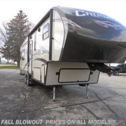 Used 2015 Prime Time Crusader Lite 28RL For Sale by Paul's Trailer & RV Center available in Greenleaf, Wisconsin