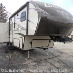Paul's Trailer & RV Center 2015 Crusader Lite 28RL  Fifth Wheel by Prime Time | Greenleaf, Wisconsin