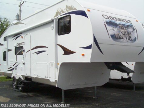 2012 Forest River Cherokee  285BS SE
