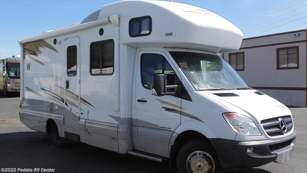 10835 Used 2010 Winnebago View 25a 1 Sld Class B Rv For