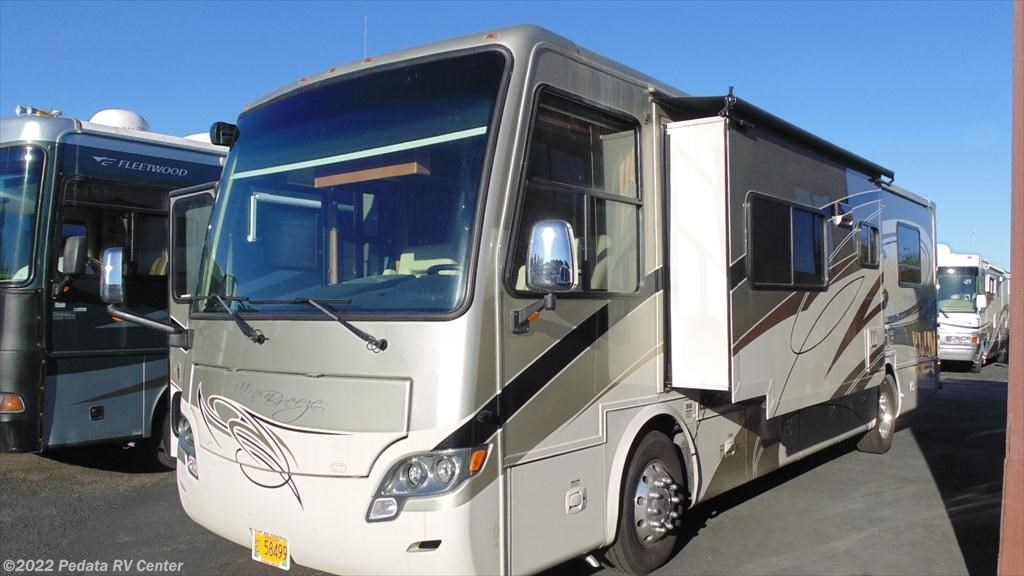 10870c used 2012 tiffin allegro breeze 32br 2 sld for Used diesel motor homes