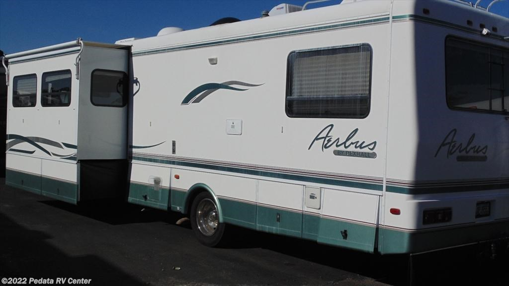 1999 rexhall rv aerbus 3550bsl w 2slds for sale in tucson for Factor motors le center mn