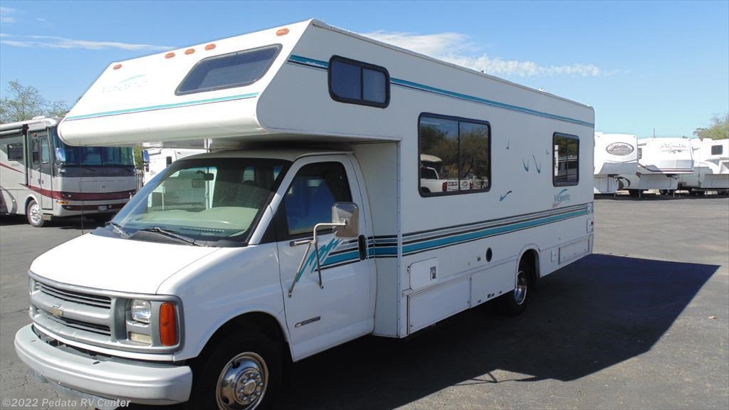 11166 used 1998 four winds international majestic class for Used class c motor homes