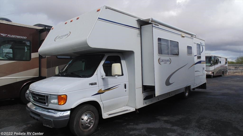 11204 used 2005 jayco greyhawk 30gs class c rv for sale. Black Bedroom Furniture Sets. Home Design Ideas