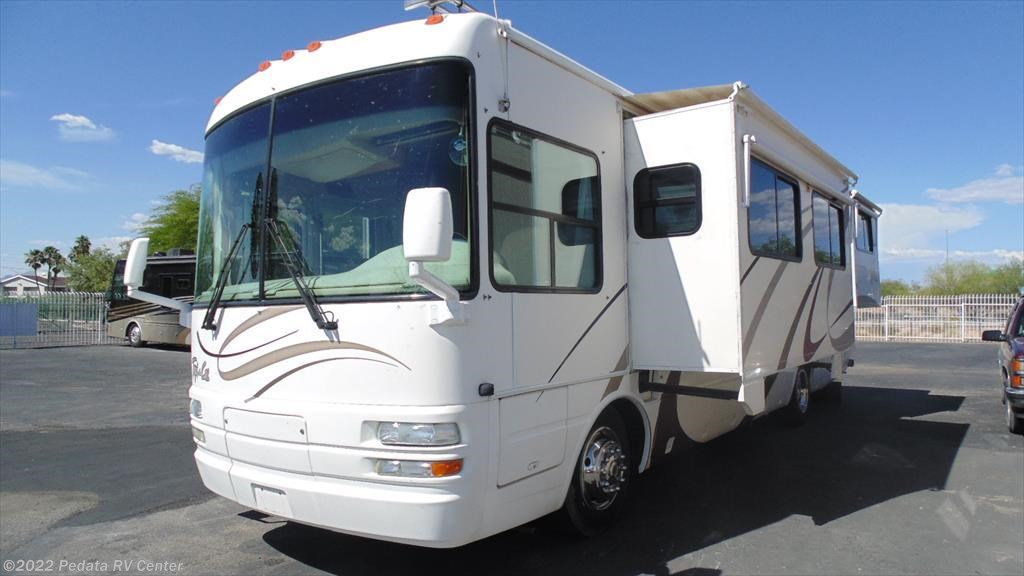 11503 used 2004 national rv tropical t350 w 3slds for Used diesel motor homes