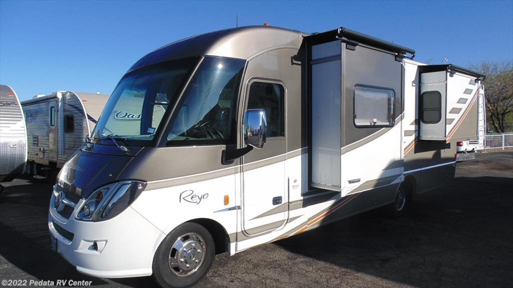 11625 used 2015 itasca reyo 25q diesel pusher rv for sale
