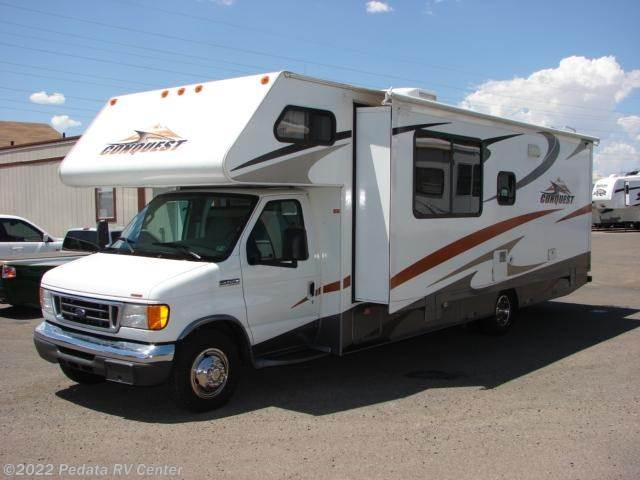 10005 used 2008 gulf stream conquest 6319 class c rv for Used class c motor home