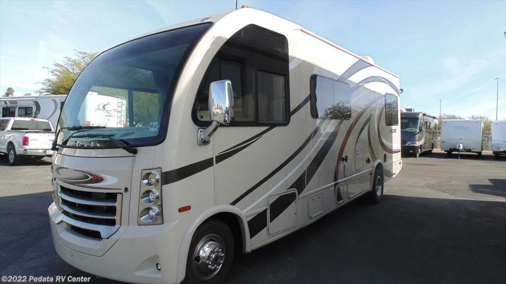 11641 Used 2016 Thor Motor Coach Vegas 25 2 W 1sld