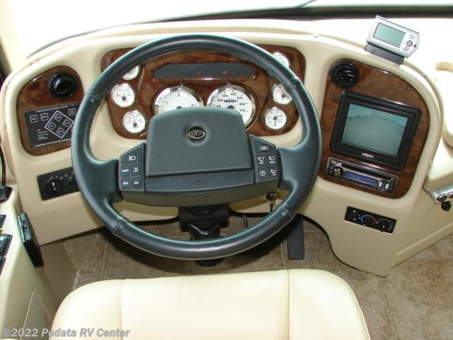 10015 Used 2006 Country Coach Inspire 360 Davinci 3 Slds 400 Hp