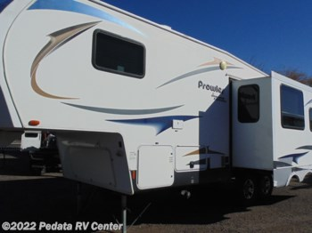 2011 Heartland Prowler Shadow 27P RLS