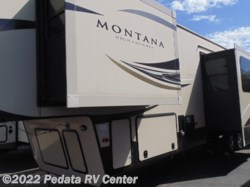 2017 Keystone Montana High Country 378RD w/4slds