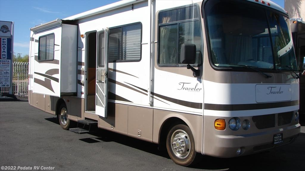 2003 Holiday Rambler Rv Traveler 29rbd For Sale In Tucson