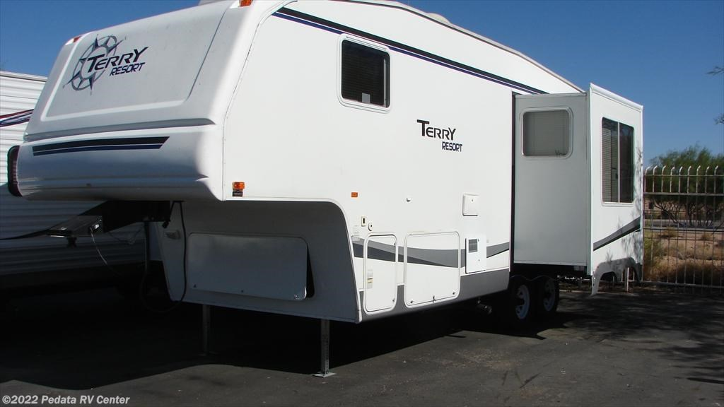 2007 Fleetwood Rv Terry 245rks For Sale In Tucson Az