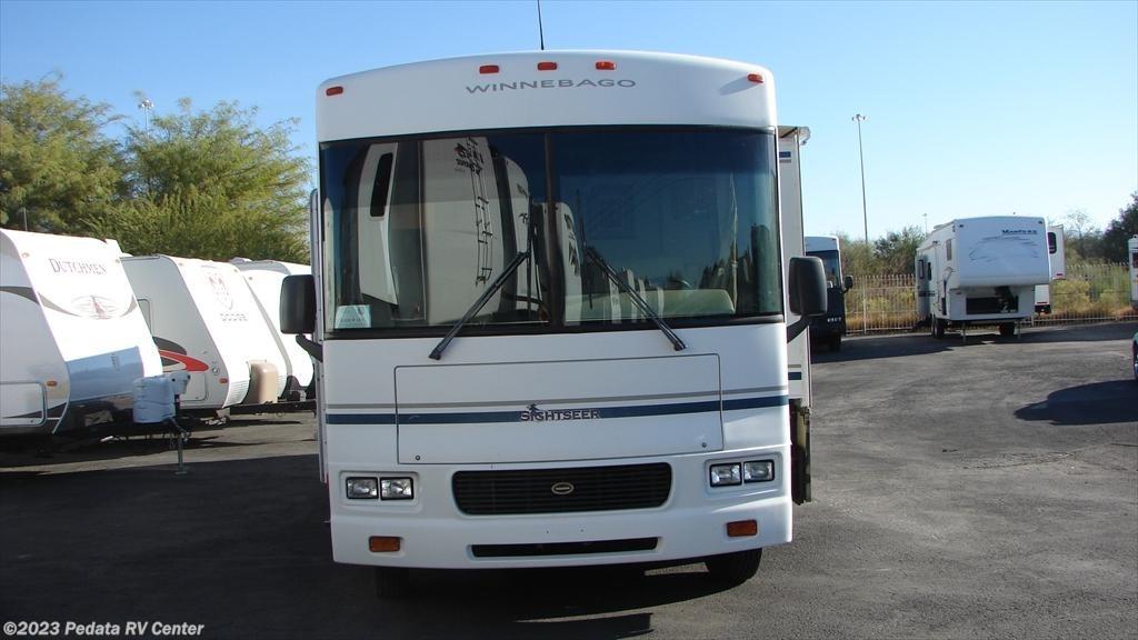 2003 Winnebago Rv Sightseer 33l For Sale In Tucson  Az 85706
