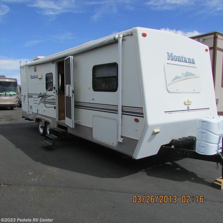 2001 Keystone Rv Montana Mountaineer 285fbs For Sale In Tucson  Az 85706
