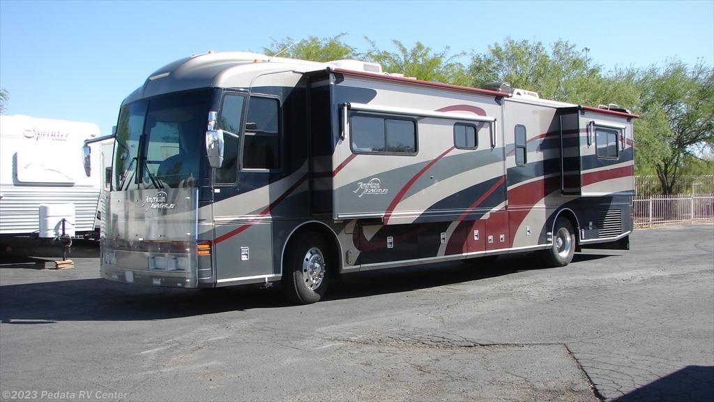 10716 Used 2002 American Coach American Eagle 40g