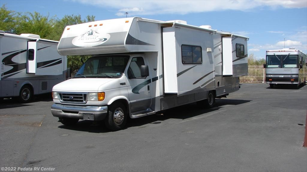10737 used 2004 forest river forester 2861 class c rv for Used class c motor home