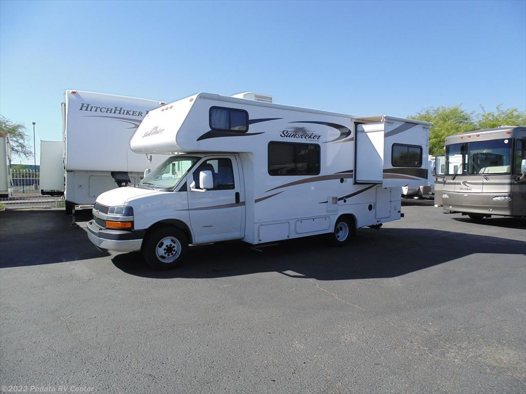 10755 used 2013 forest river sunseeker 2250s class c rv for Used class c motor home