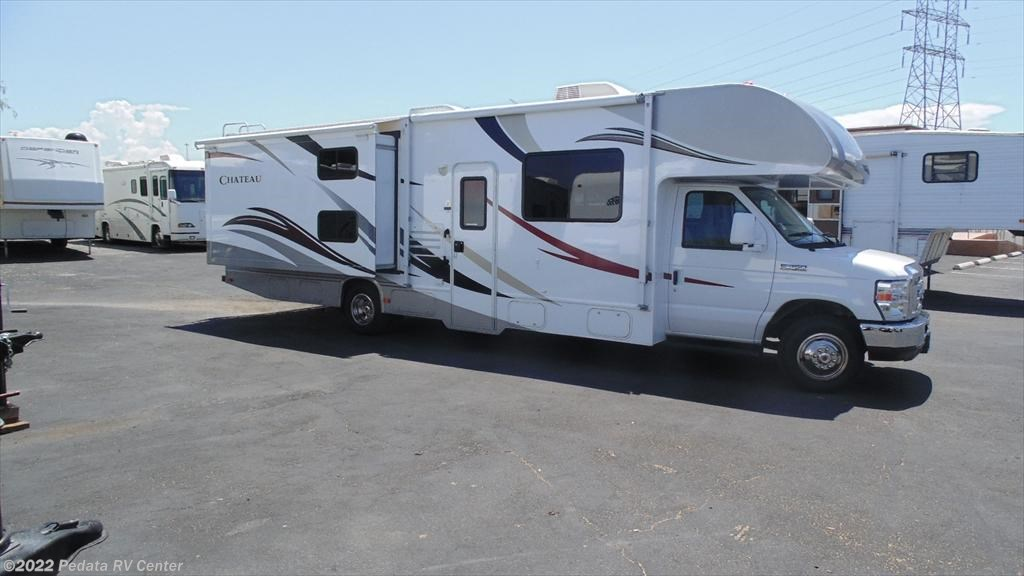 Super C Rv Covers : Thor motor coach rv chateau a for sale in tucson