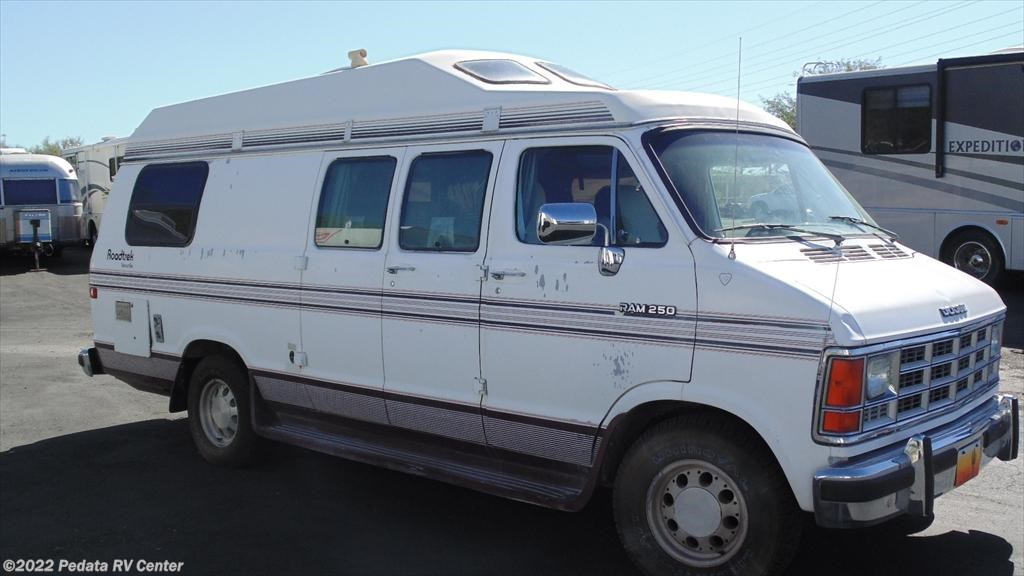 10834 Used 1991 Roadtrek 190 Versatile Class B Rv For Sale