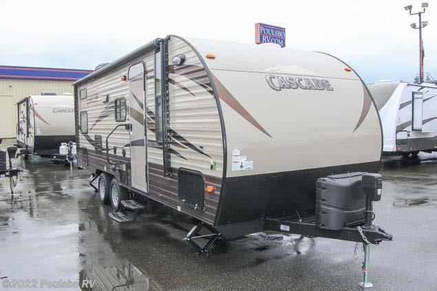 Diesel Pusher For Sale Washington >> 2017 Forest River RV CASCADE 22BH for Sale in Auburn, WA 98002 | FCA257 | RVUSA.com Classifieds