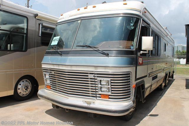 Holiday rambler new and used rvs for sale for Ppl motor homes texas