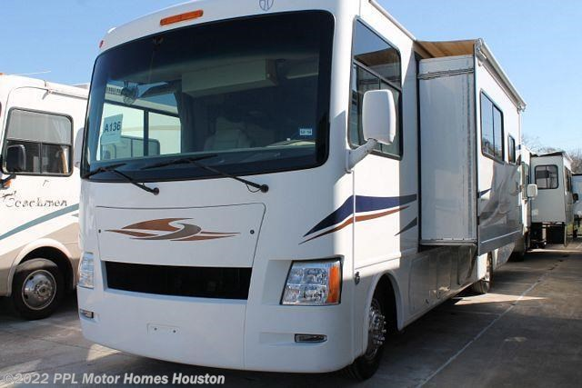 2013 thor rv windsport with bunks 33g for sale in houston for Ppl motor homes texas
