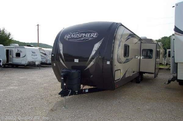 2015 Forest River Rv 282rk Salem Hemisphere Lite For Sale