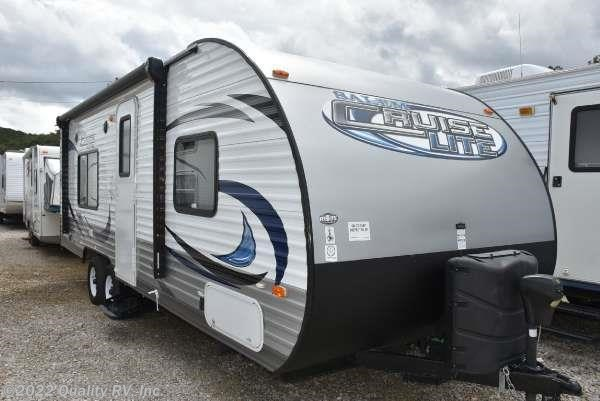 2015 Forest River Rv 241qbxl Salem Cruise Lite For Sale In