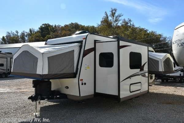 2017 Forest River Rv 233s Rockwood Roo For Sale In Linn