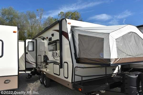 2017 Forest River Rv 21bd Rockwood Roo For Sale In Linn