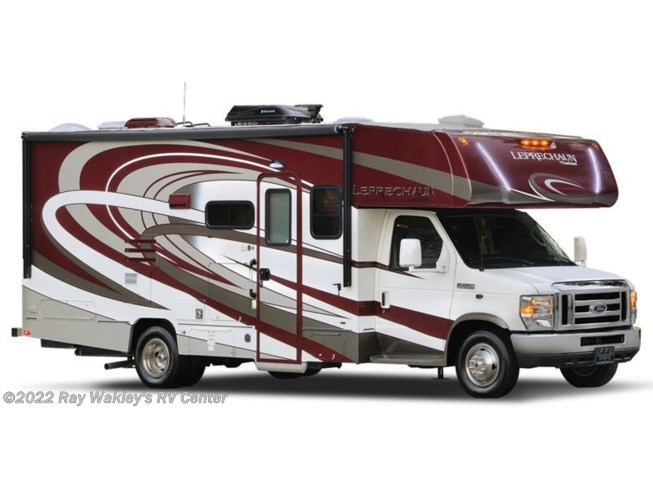Stock Image for 2017 Coachmen Leprechaun 210RS (options and colors may vary)