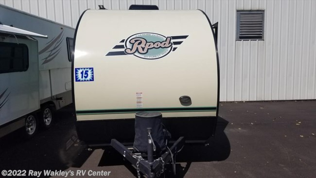 2015 Forest River R-Pod RP-182G