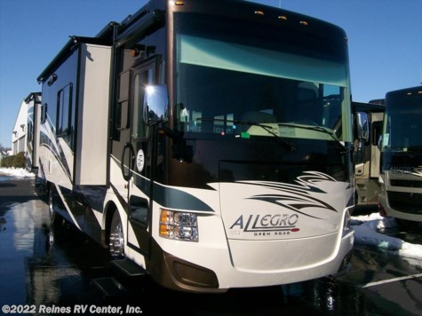 New 2014 Tiffin Allegro Red 36 QSA For Sale by Reines RV Center, Inc. available in Manassas, Virginia