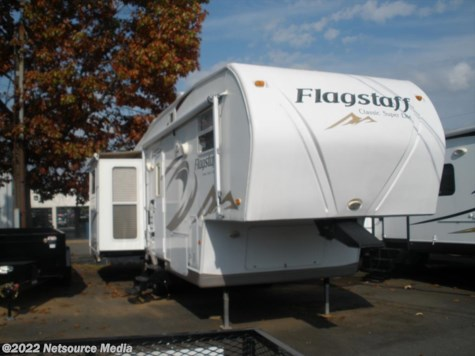 Used 2010 Forest River Flagstaff Super Lite/Classic 8526 RLS For Sale by Restless Wheels RV Center available in Manassas, Virginia