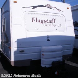 2007 Forest River Flagstaff Super Lite/Classic 829RGSS  - Travel Trailer Used  in Manassas VA For Sale by Restless Wheels RV Center call 888-251-1067 today for more info.