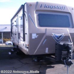 2018 Forest River Flagstaff 26FKWS  - Travel Trailer New  in Manassas VA For Sale by Restless Wheels RV Center call 888-251-1067 today for more info.