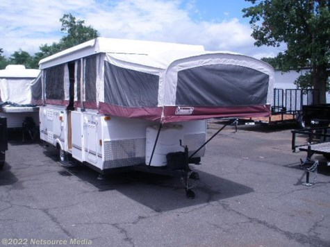 Used 2008 Fleetwood Trailers (Coleman) Niagara (HighWall) For Sale by Restless Wheels RV Center available in Manassas, Virginia